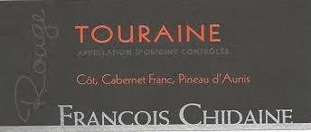 ​Francois Chidaine 2017 Touraine Rouge - Loire Valley, France