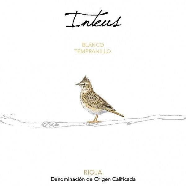 2016 Bodegas Inteus Tempranillo Blanco - Rioja, Spain