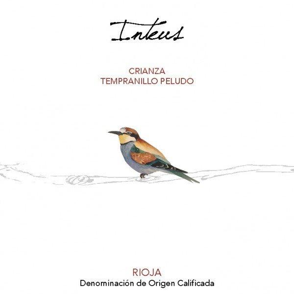 2017Bodegas InteusCrianza Tempranillo - Rioja, Spain