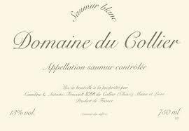 Domaine du Collier Saumur Blanc 2009