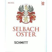 2012 Selbach - Oster Schmitt, Zeltinger Schlossberg