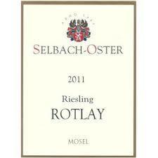 2012 Selbach - Oster Rotlay, Zeltinger Sonnenuhr