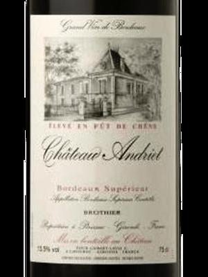 2015 Chateau Andriet Bordeaux Supérieur