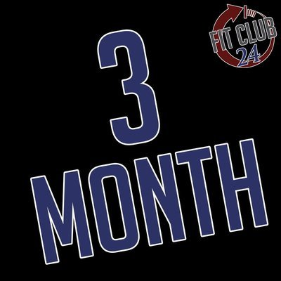 3 Month Membership Agreement