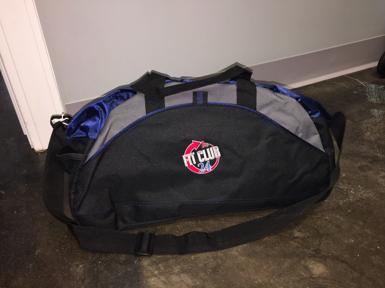 Fit Club 24 - Duffel Bag