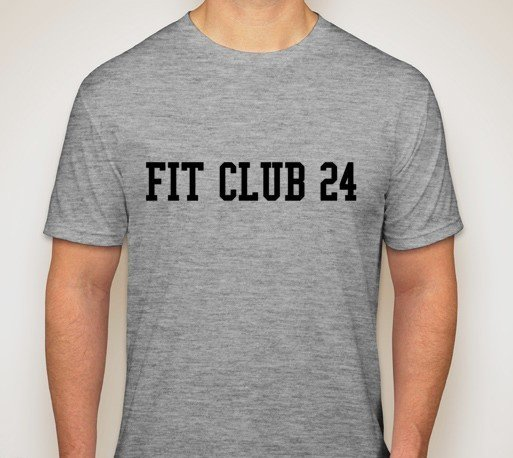 Fit Club 24 - T-shirt