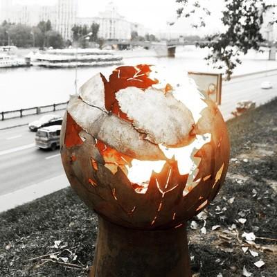 Огненный шар [мангал]