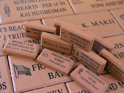 Vietnam War Era Memorial Brick