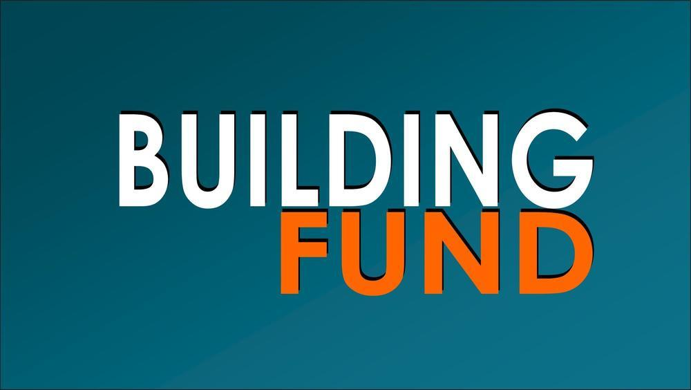 Donation - Building Fund