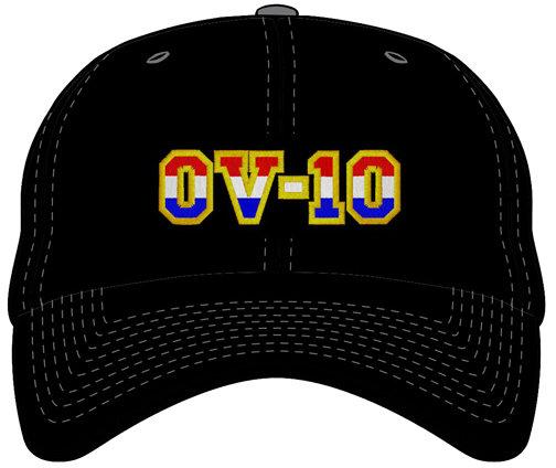 "Hat, ""OV-10"" Tricolor"