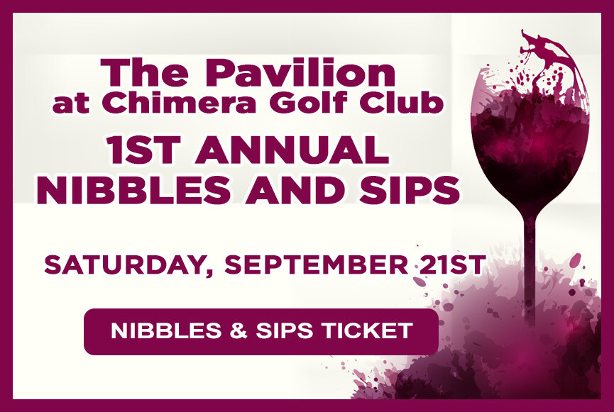 1st Annual Nibbles & Sips