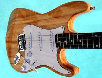 Elite Strat Pro Style Guitar