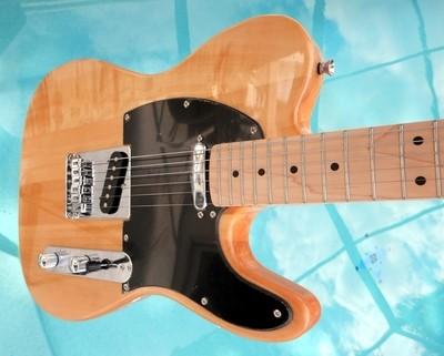 Elite Tele Telecaster Style Guitar
