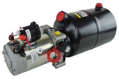 Hydraulic Power Pack 12-24V DC 5 Lt/min 2500 PSI P&T / Single Acting / Double Acting