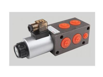 HYDRAULIC 6 PORT DIVERTER VALVE 3/4