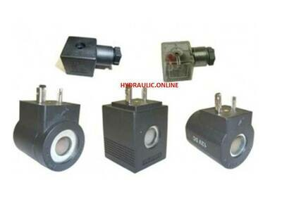 SOLENOID  COILS  FOR CARTRIDGE VALVE
