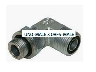 UNOM X ORSFM ELBOW 90°  Male x Male