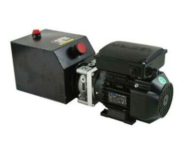 Hydraulic Power Pack 240V  3.0 L/min Max 240 Bar (3500 PSI) P&T Ports/Single acting/Double acting