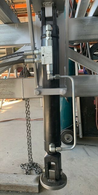 Motorhome 4 Cylinder Hydraulic Levelling Stabiliser Kit