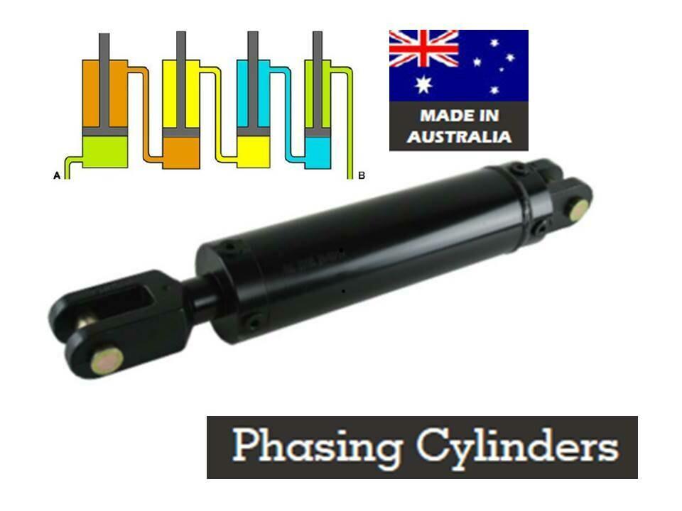 "PHASING CYLINDERS AUSTRALIAN MADE 18""  stroke"