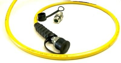 High Pressure Hydraulic Jacking Hose w 3/8
