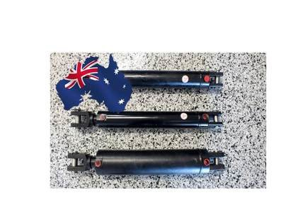 HYDRAULIC CYLINDER 2.5 INCH BORE VARIOUS STROKES 6.6 Tonne @ 3000 PSI