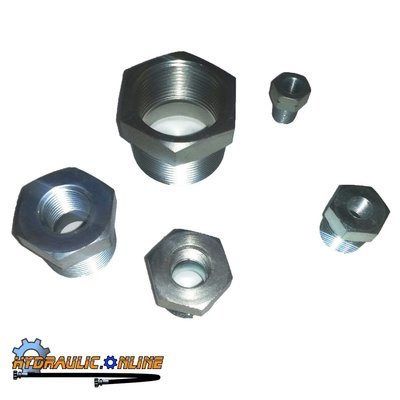 BSP Reducing Bush/Adaptor Various Sizes 1/8
