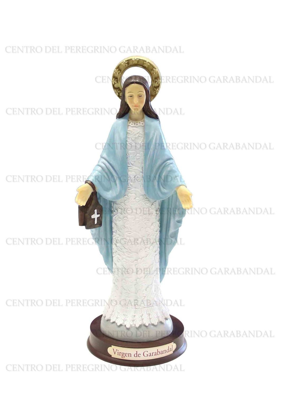Imagen Virgen del Carmen de Garabandal (23cm)