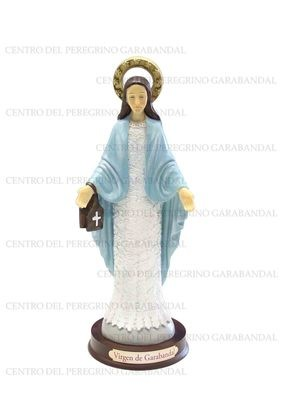Imagen Virgen del Carmen de Garabandal (23 ctms)