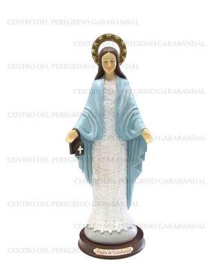Imagen Virgen del Carmen de Garabandal (32 ctms)
