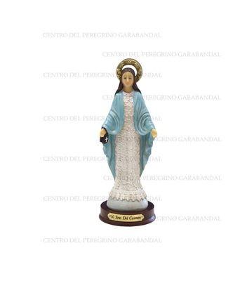 Imagen Virgen del Carmen de Garabandal (15 ctms)
