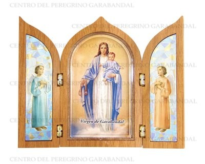 Tríptico Capilla / Chapel Triptych