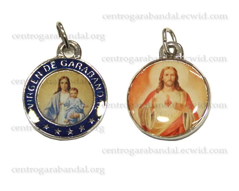 Medalla: Redonda, Grande / Medal: Round, Large