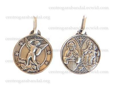 Medalla San Miguel / Medal of Saint Michael