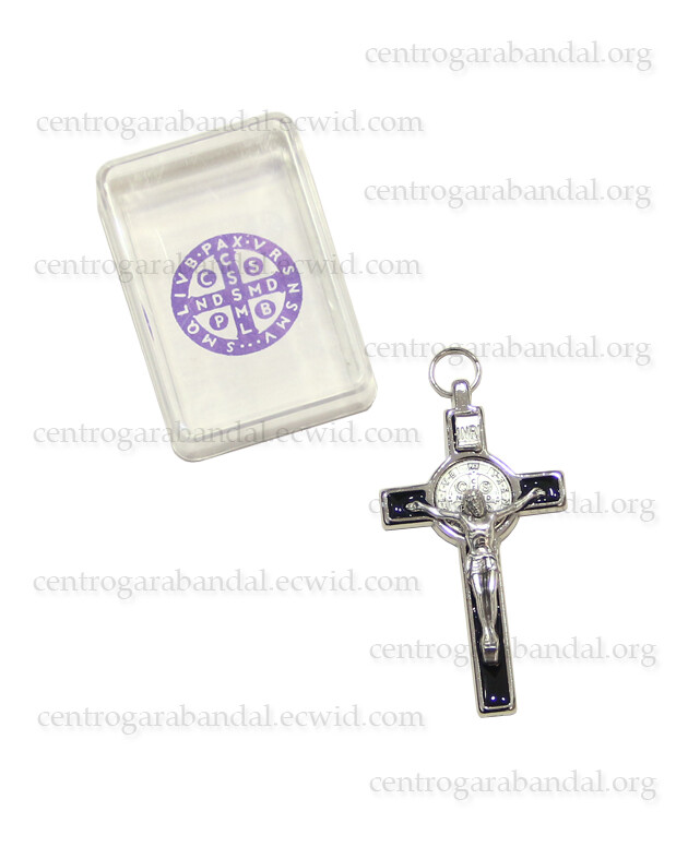 Cruz San Benito Esmaltada 2 / Cross of St. Benedict 2