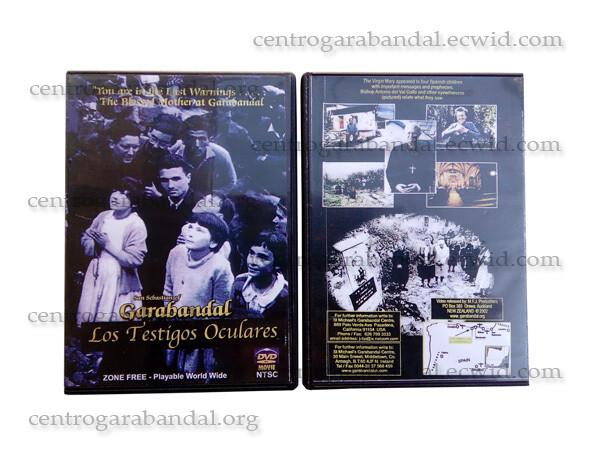 Vídeo: San Sebastian de Garabandal - Los Testigos Oculares / Video: San Sebastian de Garabandal - The Eyewitness