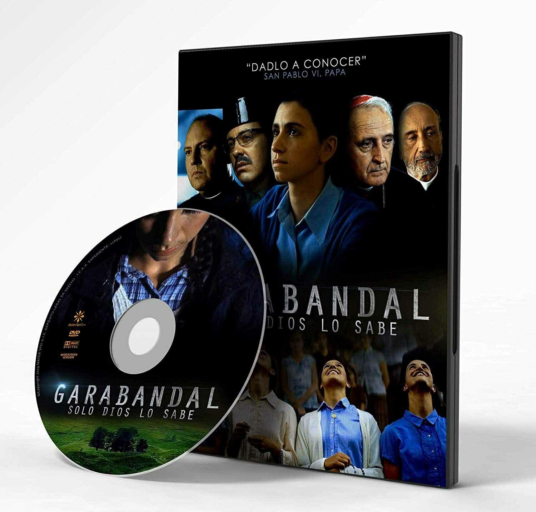 """DVD: Garabandal Solo Dios lo Sabe. """"La Película"""""""