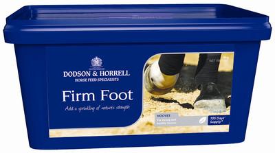 Dobson & Horrell Firm Foot 4kg