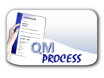 Kvalitetsstyring QM Process
