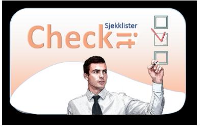 Check IT Sjekklister DEMO