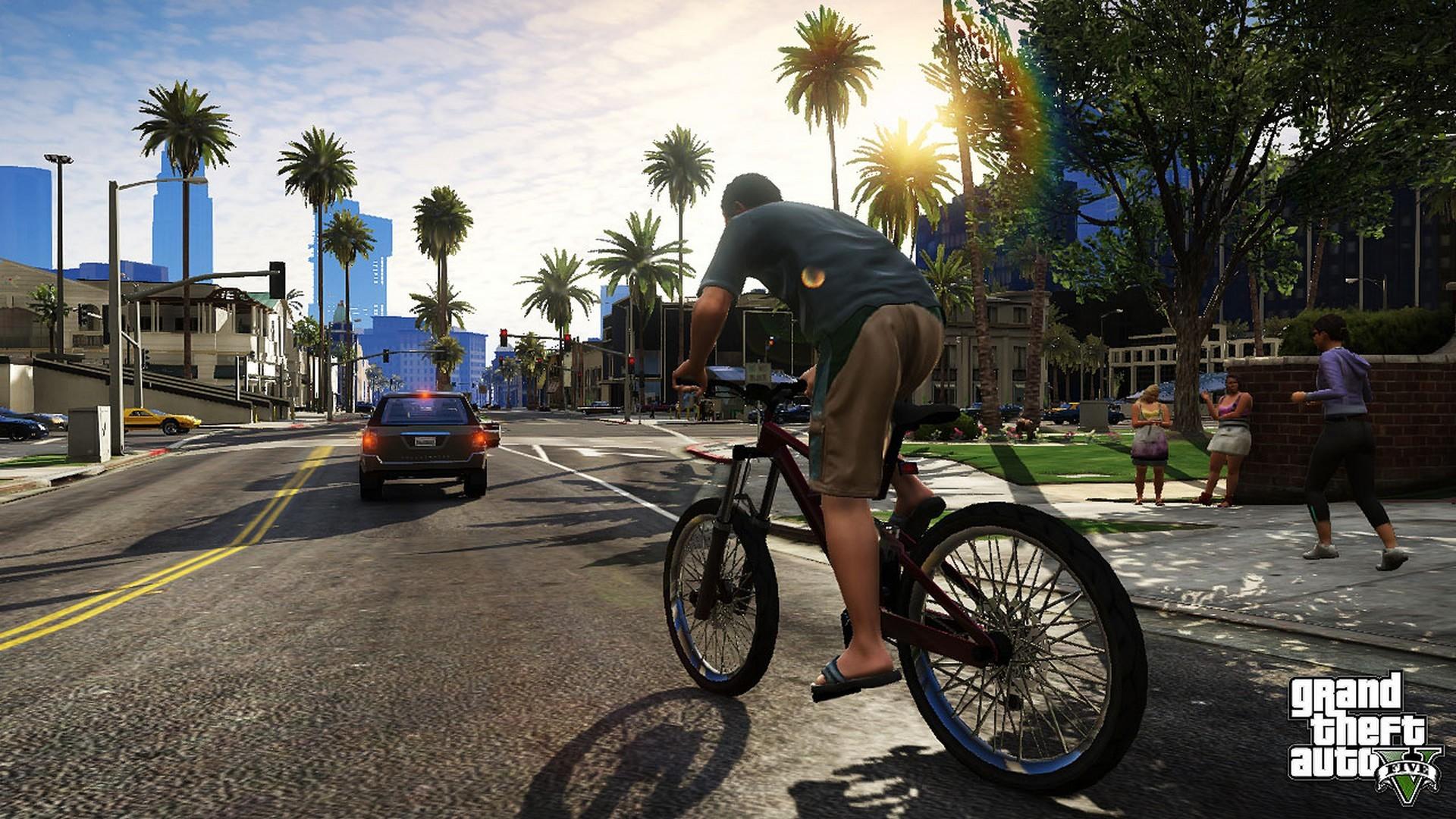 Grand Theft Auto V | ROCKSTAR | CD-KEY GLOBAL