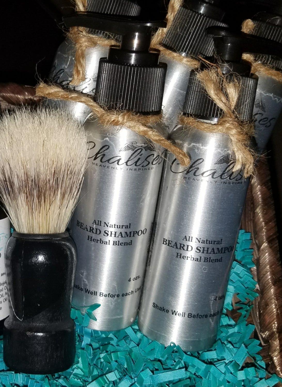 Beard Shampoo Herbal