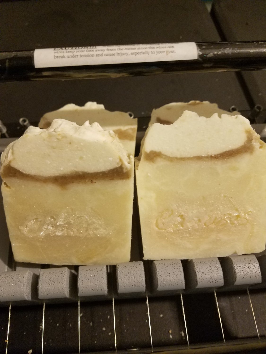 Dragon's Blood & Breath Soap