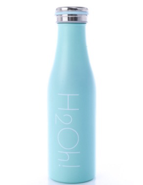 H2Oh!  Water Bottle - Mint