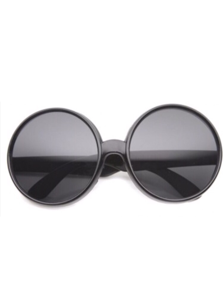 Kew Gardens Sunglasses - Black