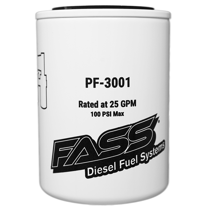 FASS PF-3001 PARTICULATE FILTER PF-3001