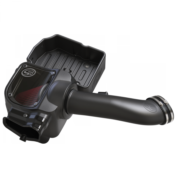 S&B COLD AIR INTAKE FOR 2017-2018 FORD POWERSTROKE 6.7L 75-5085