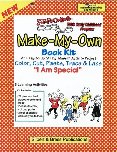 Book Kit - I am Special. Children love making their own book!