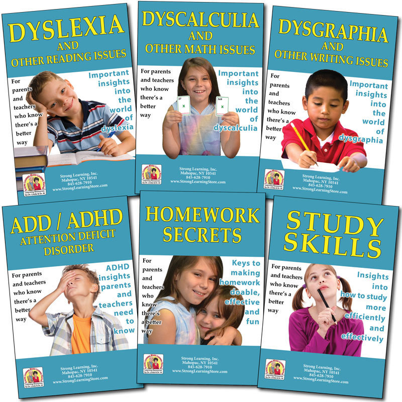 Parent Information Book Assortment--6 Titles