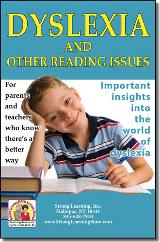 Dyslexia and Other Reading Issues--Parent Information Book
